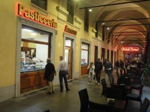 Torino 5 ottobre 2014. Hotel Roma. Foto, Romano Borrelli