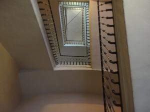 Torino, casa di ringhiera. Foto, Romano Borrelli