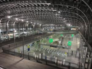 Torino Porta Susa. Stazione. 5 ottobre 2014.