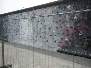 Berlino. Il muro, cosa resta. Foto, Romano Borrelli