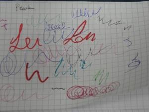 Prove...di penna...foto, Romano Borrelli