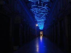 Torino 20 novembre 2014, Luci d'Artista, foto, Romano Borrelli