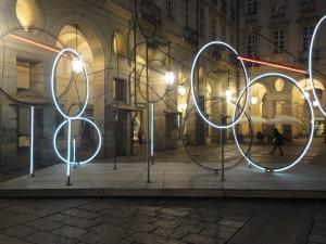 Torino 21 novembre 2014, davanti al Comune. Foto, Romano Borrelli