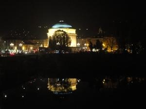 Torino 22 novembre 2014, la Gran Madre, foto, Romano Borrelli