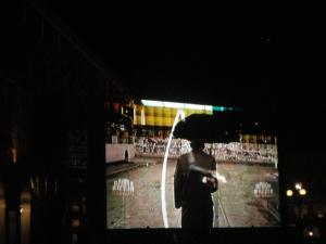 Torino 22 novembre 2014, piazza Castello. Foto, Romano Borrelli (2)