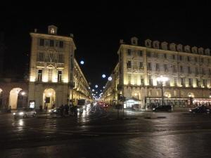 Torino 22 novembre 2014, Piazza Castello, foto, Romano Borrelli