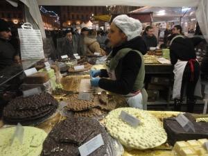Torino 22 novembre 2014, Piazza San Carlo, foto, Romano Borrelli