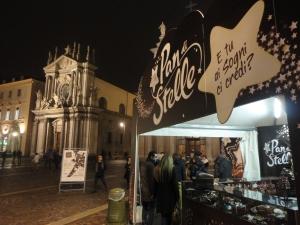 Torino 25 novembre 2014, piazza San Carlo, CioccolaTo', foto, Romano Borrelli (2)