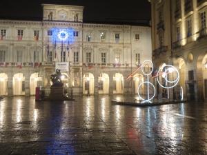 Torino 28 novembre 2014, il Municipio. Foto, Romano Borrelli