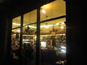 Torino, 4 novembre 2014, bar Casa del Caffè, foto, Romano Borrelli