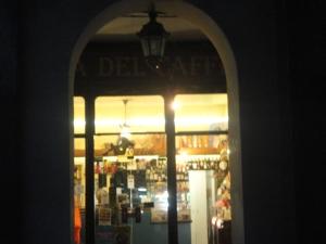 Torino, 4 novembre 2014. Bar Casa del Caffè. Foto, Romano Borrelli