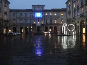Torino 4 novembre 2014. Comune. Foto, Romano Borrelli