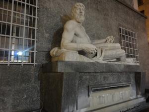Torino, 8 novembre 2014. Piazza Cln, foto, Romano Borrelli