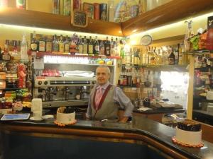 Torino, Bar Casa del caffè. 4 novembre 2014. Foto, Romano Borrelli