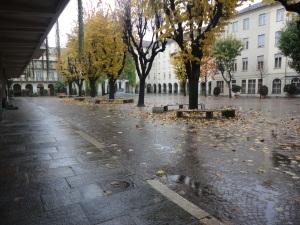 Torino, cortile Valdocco. 11 novembre 2014. Foto, Romano Borrelli