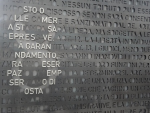 Torino. Stazione Porta Susa. Foto, Romano Borrelli