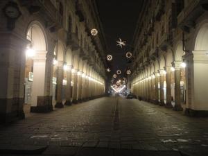 Torino, via Garibaldi. 5 novembre 2014. Foto, Romano Borrelli