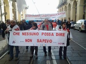 12 dic 2014 Torino. Borrelli Romano