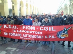 12 dic 2014, Torino, foto Borrelli Romano