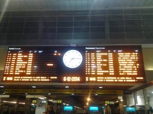 Atrio Stazione Torino P. N. Foto Romano Borrelli