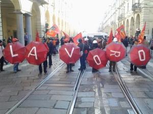 Torino, 12 dicembre 2014, foto Borrelli Romano