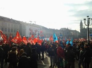 Torino 12 dicembre 2014 foto di Borrelli Romano
