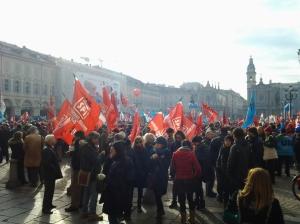 Torino 12 dicembre 2014, foto di Romano Borrelli