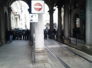 Torino 12 dicembre 2014, foto, Romano Borrelli