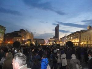 Torino 13 dicembre 2014, Palazzo Reale, foto, Romano Borrelli