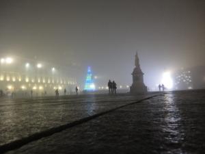Torino 20 dicembre 2014, Piazza Castello, foto, Romano Borrelli