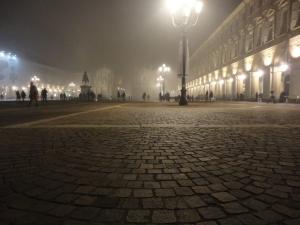 Torino 20 dicembre 2014, Piazza San Carlo, foto Borrelli Romano