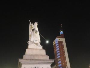 Torino 26 dicembre 2014, piazza Castello, foto, Borrelli Romano