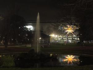 Torino 27 dicembre 2014, Piazza Carlo Felice, Porta Nuova, foto, Romano Borrelli