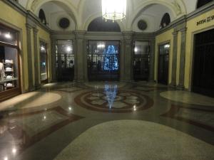 Torino 31 dicembre 2014, centro di Torino, foto, Romano Borrelli