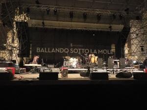 Torino 31 dicembre 2014, Piazza San Carlo. Ballando sotto...la Mole. Foto, Romano Borrelli