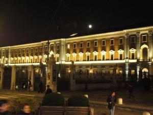 Torino 7 dicembre 2014, via XX Settembre. Foto Borrelli Romano