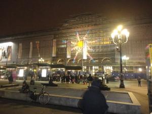 Torino 8 dicembre 2014, Porta Nuova, foto, Romano Borrelli