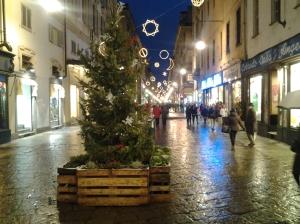 Torino, via Garibaldi. Foto, Borrelli Romano