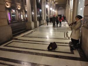 Torino via Roma al passo della musica, foto, Romano Borrelli