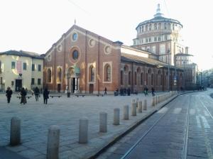 Milano 5.1.2015, foto romano borrelli