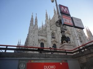 Milano 6 gennaio 2015, Duomo. Foto, Romano Borrelli