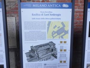 Milano 6 gennaio 2015, Sant'Ambrogio, foto Romano Borrelli