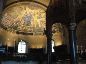 Milano 6 gennaio 2015, Sant'Ambrogio, foto, Romano Borrelli