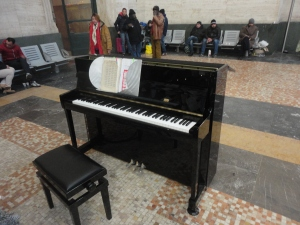 Milano 6 gennaio 2015, stazione Centrale. Foto, Romano Borrelli (2)