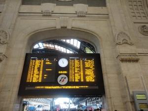 Milano 6 gennaio 2015, stazione Centrale. foto, Romano Borrelli