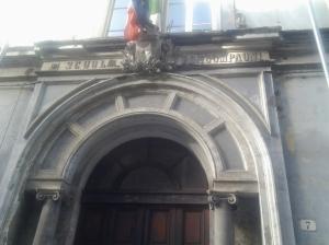 Scuola Boncompagni Torino, foto Borrelli Romano