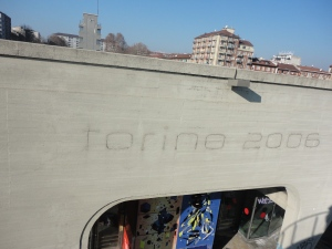 Torino 1 gennaio 2015, Lingotto, ex mercati generali, foto, Romano Borrelli