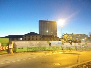 Torino 5 gennaio 2015, grattacielo Rai, foto, Romano Borrelli