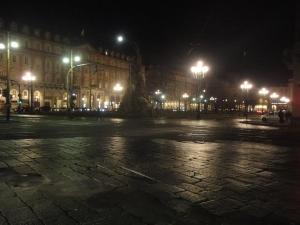 Torino 5 gennaio 2015, Piazza Statuto, foto, Borrelli Romano