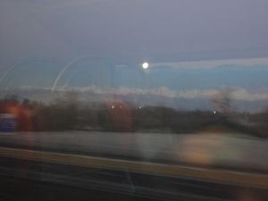 Torino 6 gennaio 2015, dal treno. Foto, Romano Borrelli